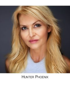 Actress Hunter Phoenix
