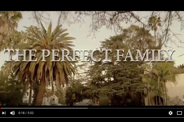 TRAILER: The Perfect Family