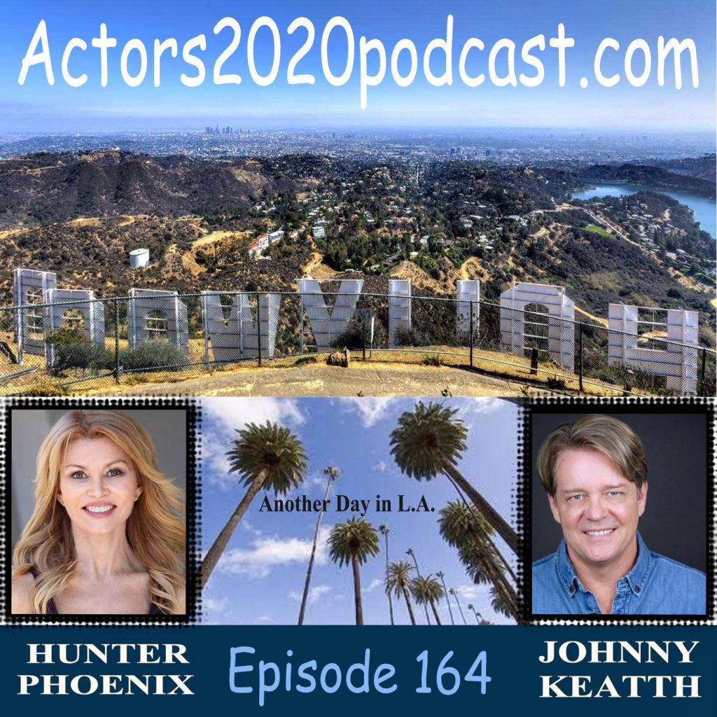 Interview with Los Angeles actress Hunter Phoenix