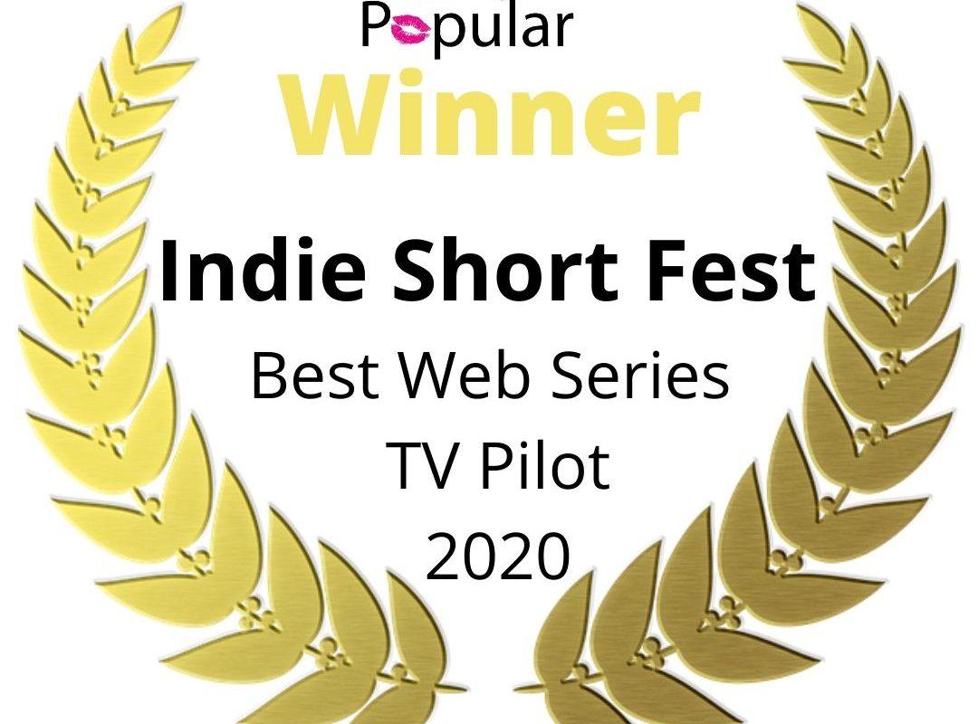 Hunter Phoenix in Oddly Popular Wins Best Pilot Award. Learn more at HunterPhoenix.tv