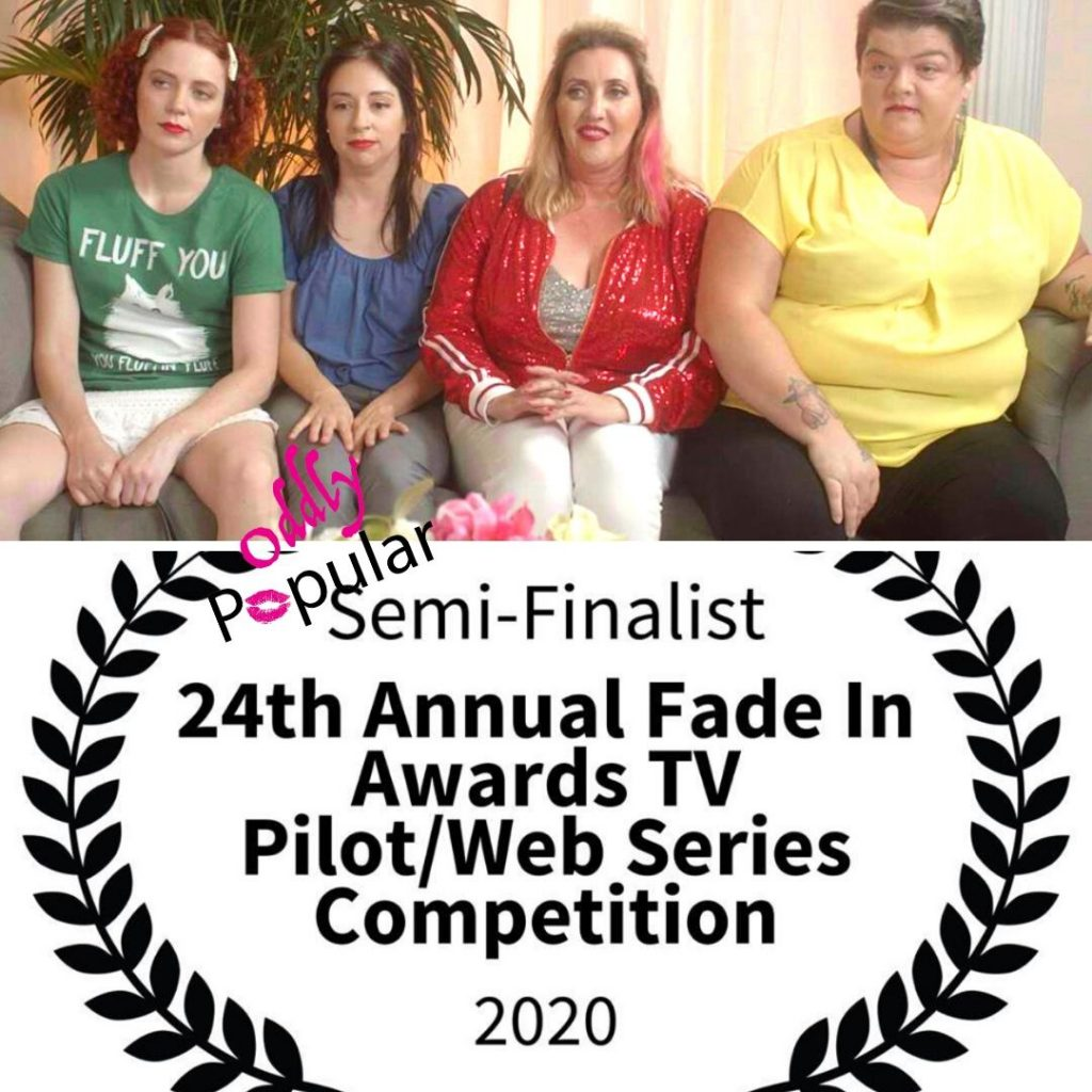 Hunter Phoenix in Oddly Popular Wins Best Pilot Award. Learn more at HunterPhoenix.tv